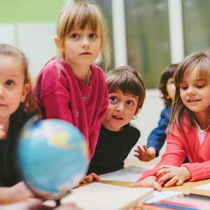 Crianças com dificuldade de aprendizagem