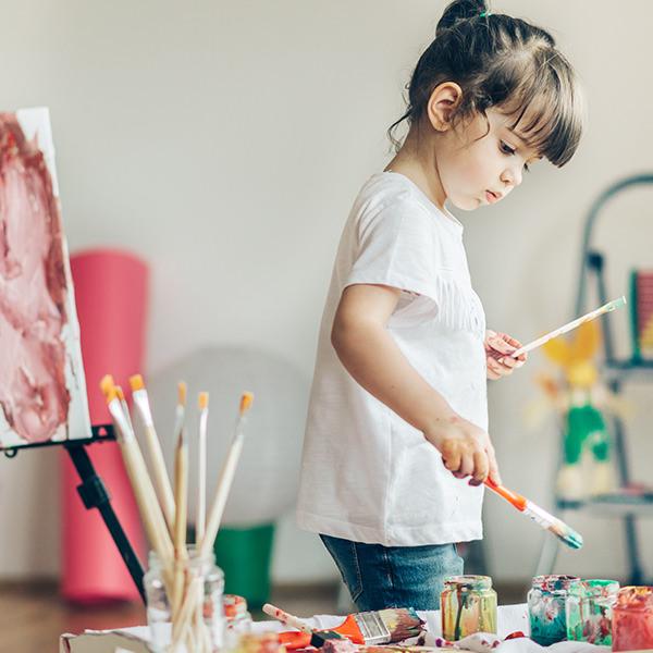 Atividades artisticas para crianças